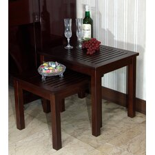 <strong>D-Art Collection</strong> 2 Piece Nesting Tables