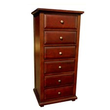 <strong>D-Art Collection</strong> Java Dresser and Chest Set