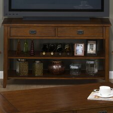 Mission Console Table