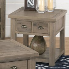 Slater Mill End Table