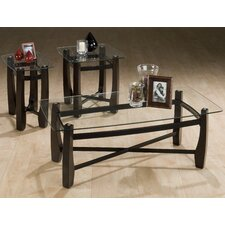 <strong>Jofran</strong> 3 Piece Coffee Table Set