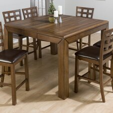 <strong>Jofran</strong> 7 Piece Counter Height Dining Set