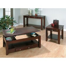 <strong>Jofran</strong> Vintner Coffee Table Set