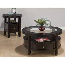 <strong>Jofran</strong> Marlon Coffee Table Set