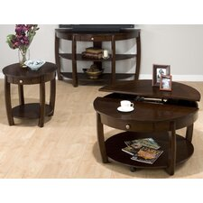 <strong>Jofran</strong> Riverside Coffee Table Set