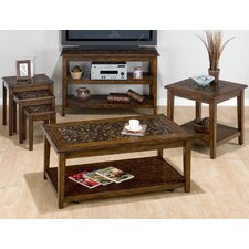 <strong>Jofran</strong> Baroque Coffee Table Set