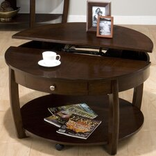 <strong>Jofran</strong> Riverside Coffee Table with Lift Top