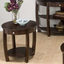 <strong>Jofran</strong> Riverside End Table