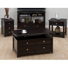 <strong>Jofran</strong> Corranado Coffee Table Set