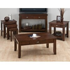 Urban Lodge Coffee Table Set