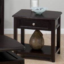 Corranado End Table