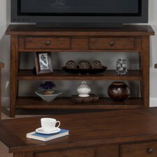 "Clay County 50"" Console Table"