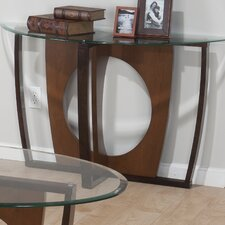 Ellipse Console Table
