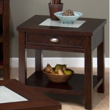 Chadwick Espresso End Table