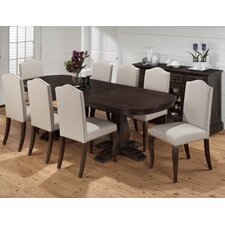 <strong>Jofran</strong> Grand Terrace 9 Piece Dining Set