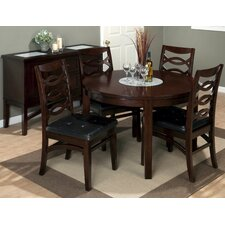 <strong>Jofran</strong> Chadwick 5 Piece Dining Set