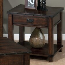 <strong>Jofran</strong> Cassidy End Table