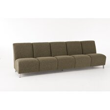 <strong>Lesro</strong> Ravenna Series Armless Sofa