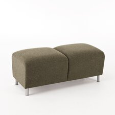Ravenna Series Upholstered Two Seat Bench