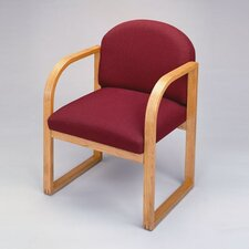 <strong>Lesro</strong> Contour Guest Chair with Round Back