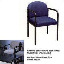Sheffield Guest Chair with Full Back