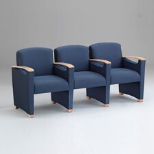 Somerset Three Seats with Center Arm