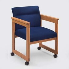 <strong>Lesro</strong> Classic Guest Chair with Full Back