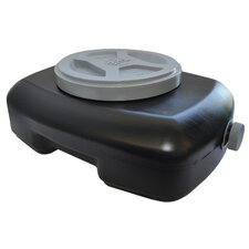 10-qt. Plastic Covered Oil Drain Pan
