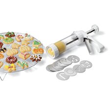 <strong>Kuhn Rikon Corporation</strong> Cookie Press Set