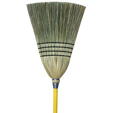 <strong>Cequent Laitner Company</strong> Economy Household Corn Broom