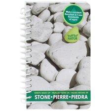 "4"" x 6"" Memo Stone Paper Notebook"