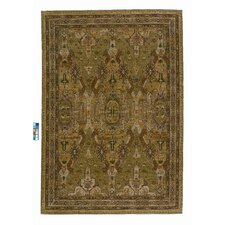 Home Nylon Cape Jewel Sage Rug