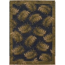 Home Nylon Tahitian Breeze Novelty Rug