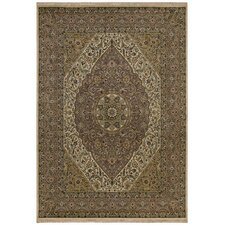 Home Nylon Copper Royal Retreat Rug