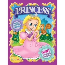<strong>Bendon Publishing Intl</strong> Princess Color and Activity Book