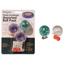 Turbo Scratcher Ball Pack