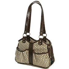 Metro 2 Pet Carrier in Noir Dot