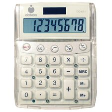 Big Number Dual Power Desktop Calculator