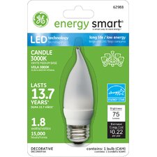 1.8W (3000K) LED Light Bulb