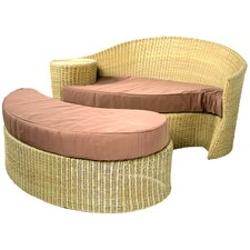 <strong>Ivena International</strong> Cabana Lounger chair