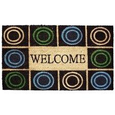 Circles Doormat