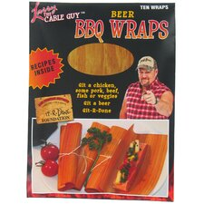 Larry The Cable Guy Beer Flavored BBQ Wraps