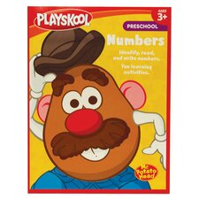 <strong>Leap Year Publishing</strong> Mr. Potato Head Pre-K Workbook