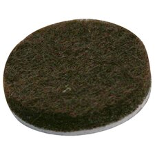 "1"" Self Stick Felt Pad (Set of 16)"