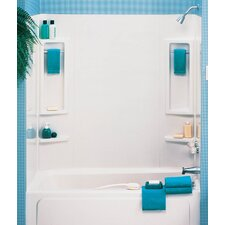 <strong>Masco Bath</strong> 5 Piece Vantage Tub Wall