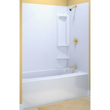 <strong>Masco Bath</strong> 5 Piece Vista Tub Wall