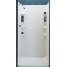 <strong>Masco Bath</strong> Three Panel Shower Wall