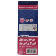 2 Part Receipt Book