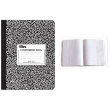 <strong>Moore Wallace Na Dba Tops</strong> Quad Ruled Composition Notebook