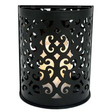 Pacific Accents Montrose Indoor/Outdoor Scroll Sconce